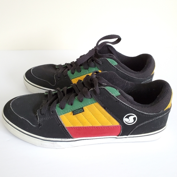 DVS Other - DVS Ignition CT Rasta Sneakers